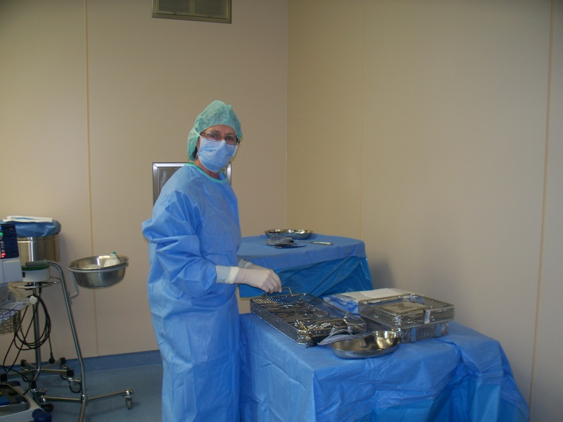 Operationen | Dr. med. Ana Prietz